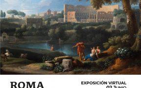 La embajada de Italia en México inauguran la exposición virtual 'Roma æterna o la construcción de un mito'