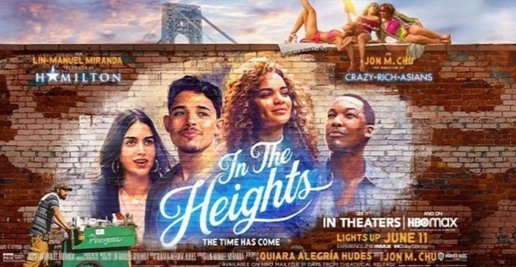 'In The Heights', una cinta que enaltece a la comunidad latina de EU tendrá su estreno mundial en Tribeca