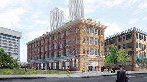 Centro Pompidou tendrá una nueva sede fuera de París, estará en Jersey City