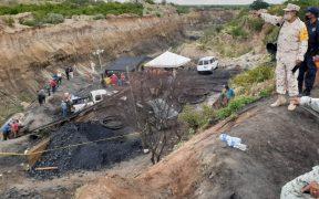 Rescate de mineros en Múzquiz podría prolongarse hasta la madrugada del sábado, estima gobernador de Coahuila