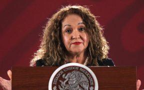 SSPC acepta otorgar medidas cautelares en favor de Sanjuana Martínez
