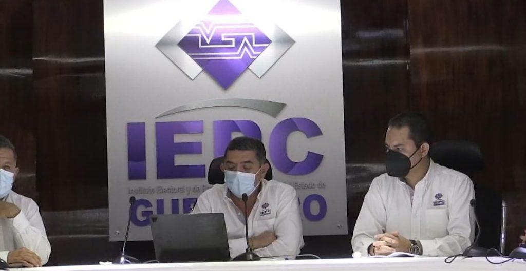IEPC Guerrero hará pruebas el sábado para saber si funcionará el PREP