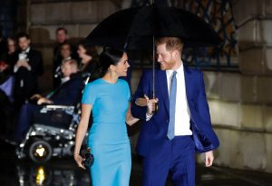 El príncipe Harry y Meghan Markle anunciaron el nacimiento de su hija, Lilibet Diana