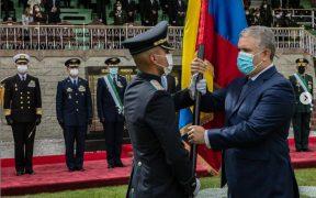 Presidente Iván Duque anunció que modernizará la policía de Colombia