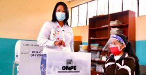 Casos aislados de votos amañados y acoso a una candidata, los incidentes durante la jornada electoral en Perú