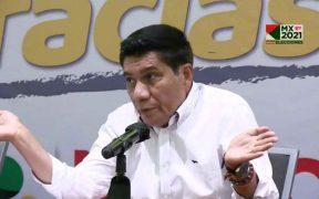 Mario Moreno exige la renuncia de los consejeros del Instituto Electoral de Guerrero
