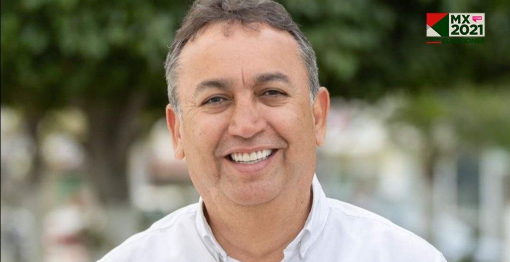Francisco Pelayo, candidato por el PAN-PRI-PRD a la gubernatura por Baja California Sur