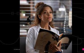 Antonia Thomas, actriz de 'Good Doctor', saldrá de serie tras cuatro temporadas