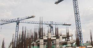 Inversión en construcción sigue débil por la pandemia y cae 6.2% anual en marzo