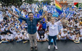 Resultados del PREP perfilan triunfo de esposa de Yunes Márquez en la candidatura por la alcaldía de Veracruz