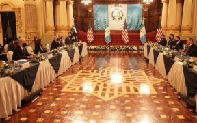 Empresas privadas de EU invertirán en Guatemala para frenar la migración irregular