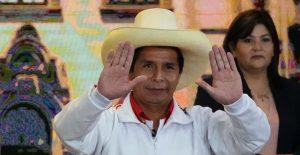 Pedro Castillo se acerca al triunfo presidencial en Perú con el 93.3% de actas