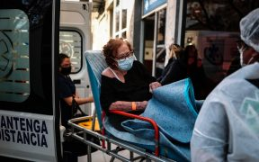 Reportan en México 228 mil 838 muertes por Covid; se agregan 34 decesos en un día