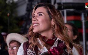 Marina Del Pilar Ávila Olmeda aventaja por 17 puntos a Jorge Hank Rhon en Baja California, al cierre del PREP