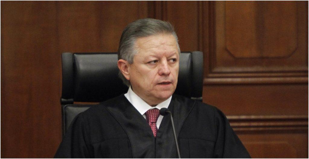 Arturo Zaldívar presenta ante la Corte consulta que amplía su mandato por dos años