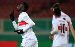 Wamangituka, como era conocido, destacó la última temporada con 11 goles para el Stuttgart. (Foto: EFE).