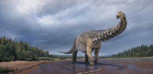 Científicos identifican nueva especie de dinosaurio, pesaba más de 70 toneladas, el más grande de Australia