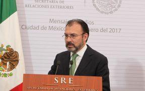 Luis Videgaray impugnará resolución de la SFP que lo inhabilita por 10 años