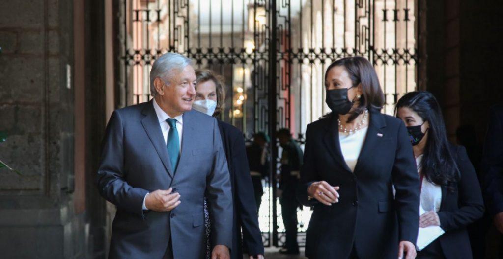EU invertirá 130 mdd en México para la implementación de la reforma laboral, informa Kamala Harris