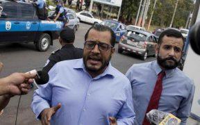 Detienen a tercer aspirante opositor a la presidencia de Nicaragua