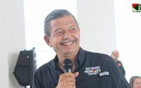 """""""Defenderemos el voto hasta el final"""", advierte Pedroza tras resultados del PREP en SLP"""