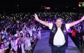 """Hank Rhon reconoce triunfo de Morena en BC y dice que se irá con sus """"animalitos"""" exóticos"""