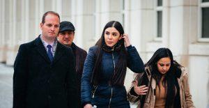Emma Coronel se declarará culpable en Estados Unidos: NYT
