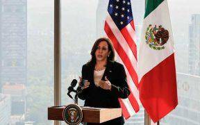 Kamala Harris, vicepresidenta de Estados Unidos