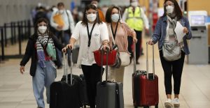 Estados Unidos flexibiliza sus recomendaciones para viajar a 60 países
