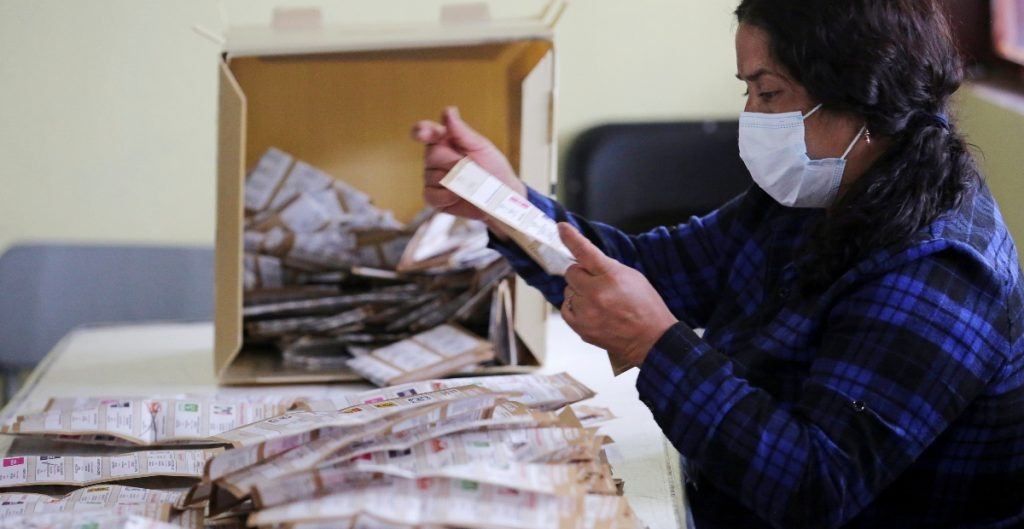 INE comienza cómputos distritales tras elección del 6 de junio