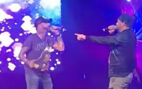 Integrantes de Backstreet Boy y *NSYNC colaboran en una canción y hablan sobre la rivalidad que hubo entre bandas