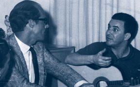 Salen a la luz grabaciones inéditas de Joao Gilberto, padre de la Bossa Nova