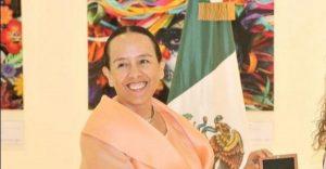 Francisca Méndez es nombrada representante de México ante la misión permanente de la ONU