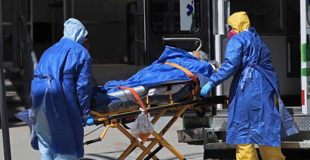 México reporta 2 millones 441 contagios de Covid-19