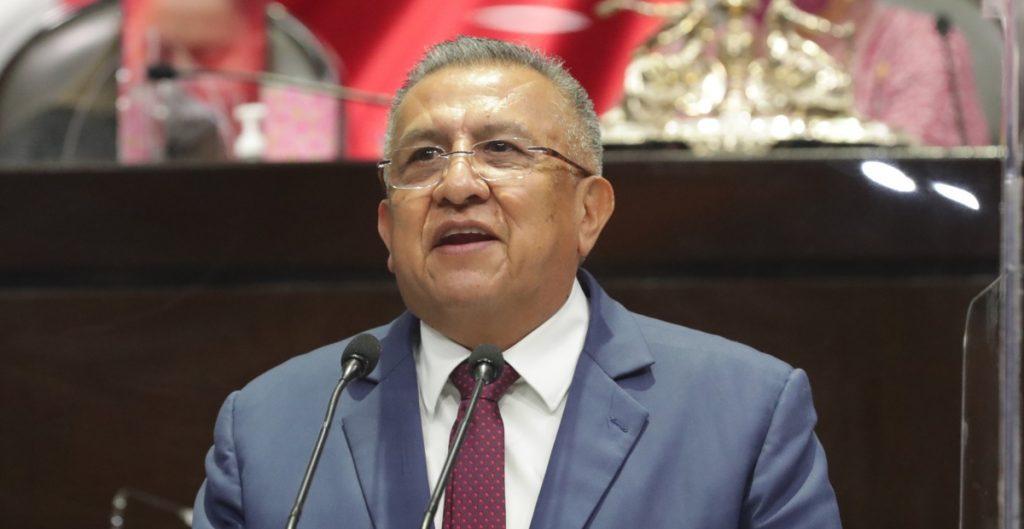 Sección Instructora concluye periodo de pruebas para desaforar a Saúl Huerta
