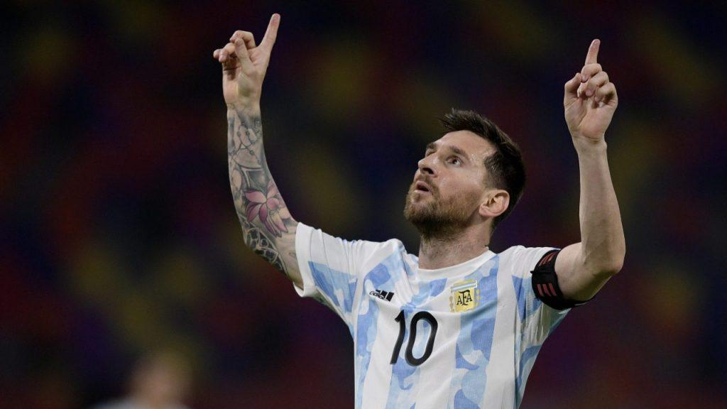 Messi es la esperanza, una vez más, para Argentina en la Copa América. (Foto: Reuters).
