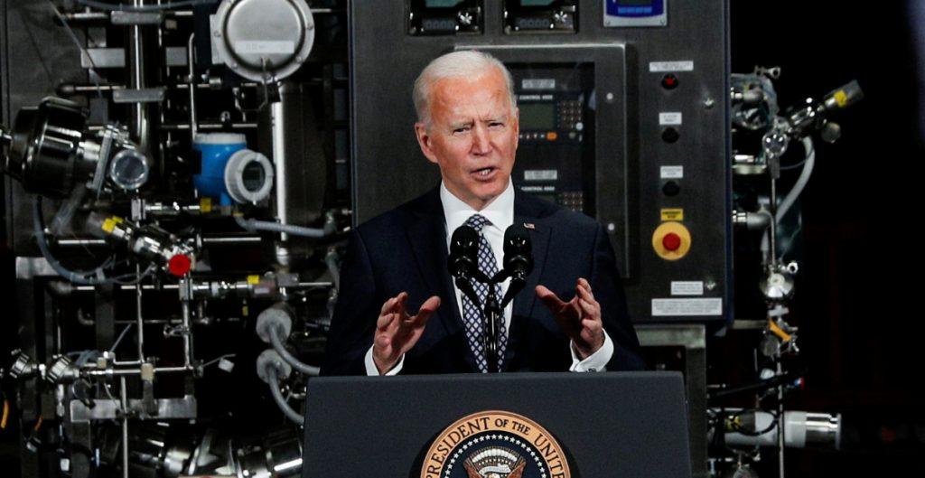 Biden presentará su plan de donaciones de vacunas en cumbre del G-7