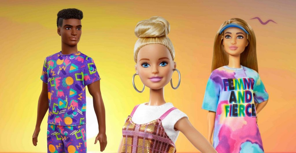 Barbie lanza una colección de muñecas sostenibles con plástico reciclado