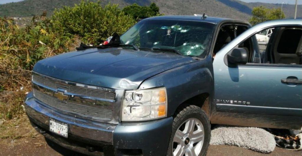 Enfrentamiento en Michoacán deja 6 muertos y un objetivo prioritario detenido