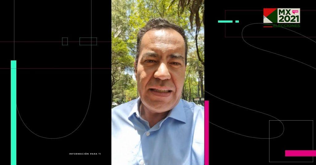 Respetaré resultados en Michoacán hasta recorrer todas las instancias legales: Carlos Herrera