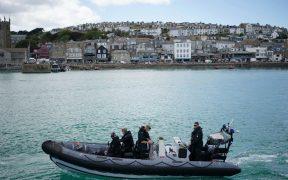 La cumbre del G7 resulta poco favorable para el turismo en Cornualles