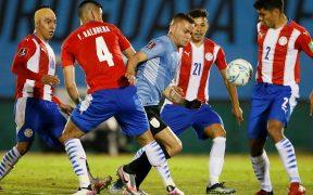 Jonathan Rodrígues es titular con la selección de Uruguay. (Foto: Reuters).