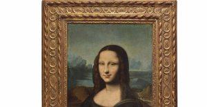 Réplica de la Mona Lisa podría alcanzar los 200 mil euros en una subasta