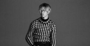 Romeo Beckham se convierte en el nuevo rostro de la campaña de Yves Saint Laurent