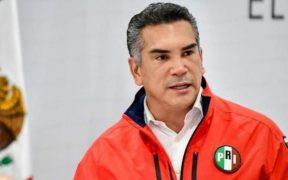 """Militantes del PRI exigen renuncia de """"Alito"""" Moreno de la presidencia nacional"""