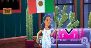 Hoy en 'La Nocturna', la Madre Patria visita a López Obrador