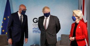 UE eleva la presión sobre Londres para que respete acuerdos del Brexit
