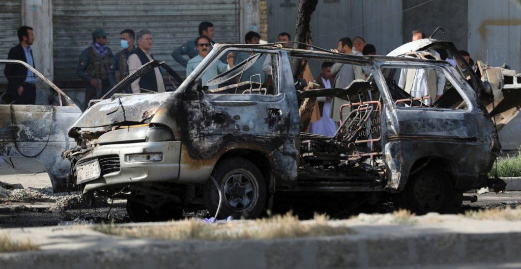 Explosión de dos bombas en Afganistán deja siete muertos