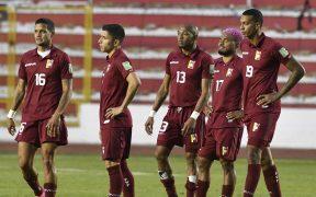 Venezuela sufrirá varias bajas para su debut ante Brasil. (Foto: AP).