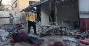 Al menos seis muertos y 15 heridos provoca un bombardeo en un hospital de Siria